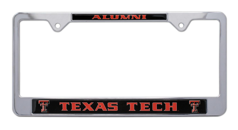 Texas Tech Alumni License Plate Frame | Elektroplate