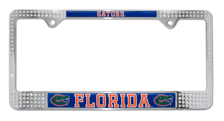 Monogrammed License plate University of Florida Gators Inspired License Plate