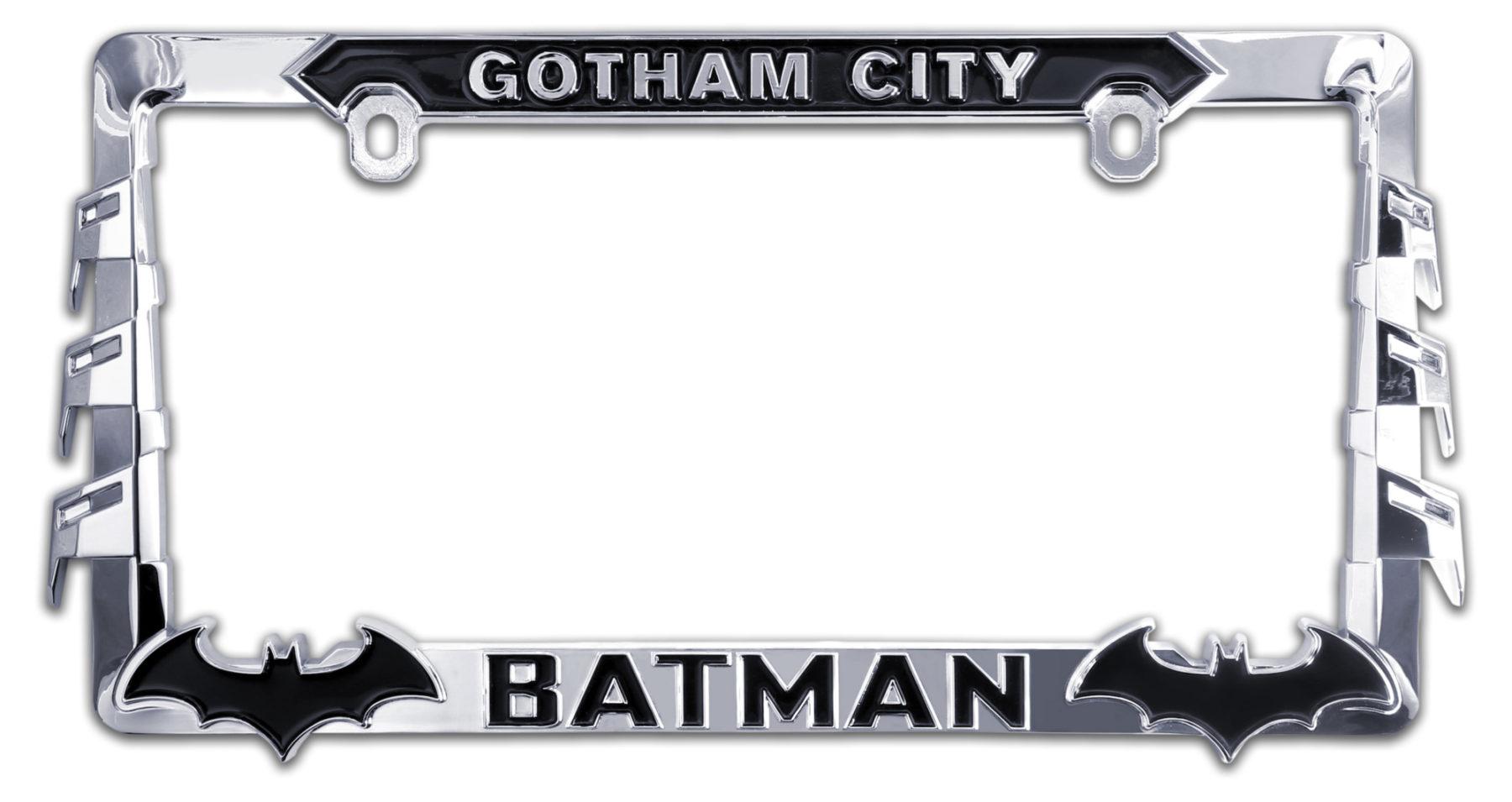 Batman 3D License Plate Frame | Elektroplate