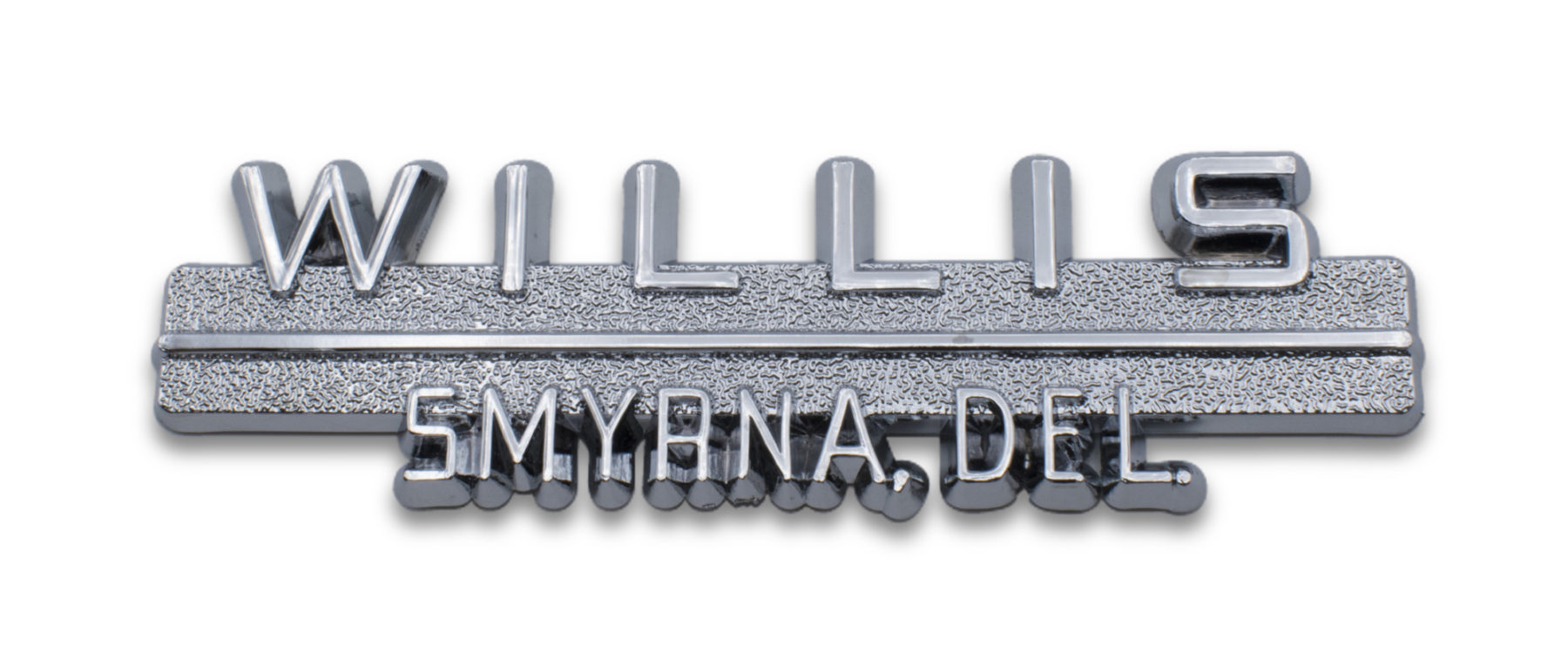 Product Nameplates Elektroplate Chrome Auto Emblems