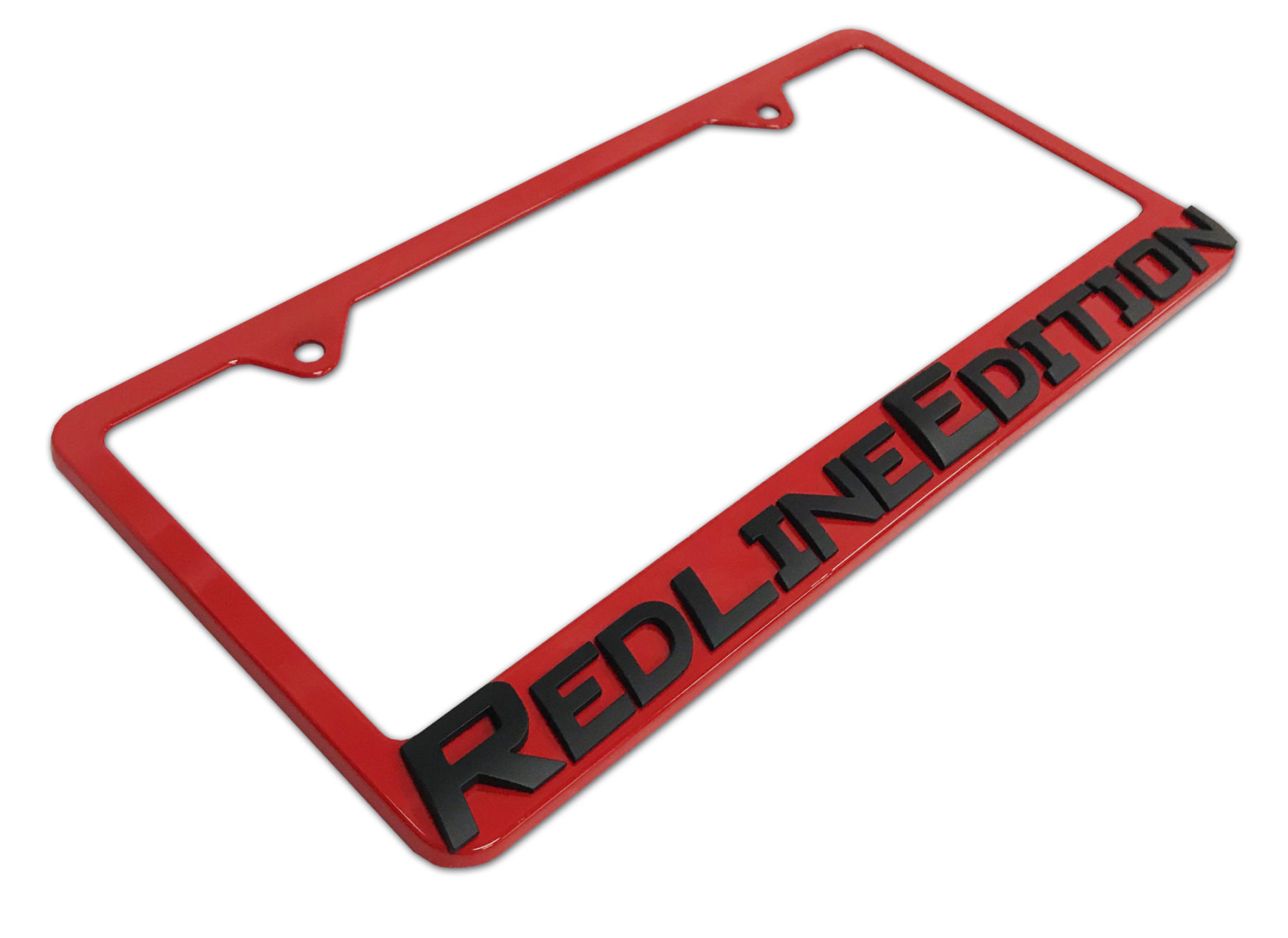 Glossy Black License Plate Frame RETIRED ENGINEER Auto Accessory