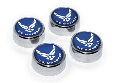 Air Force License Plate Frame Screws