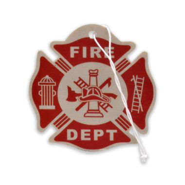 Firefighter Air Freshener 2 Pack