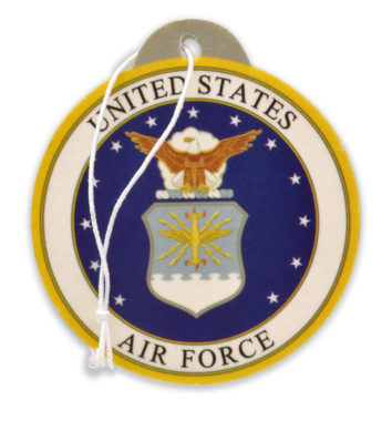 Air Force Seal Air Freshener 6 Pack