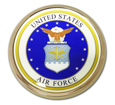 Air Force Seal Emblem image