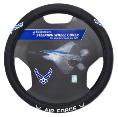 Air Force Steering Wheel Cover - Large image