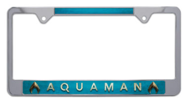 Aquaman License Plate Frame