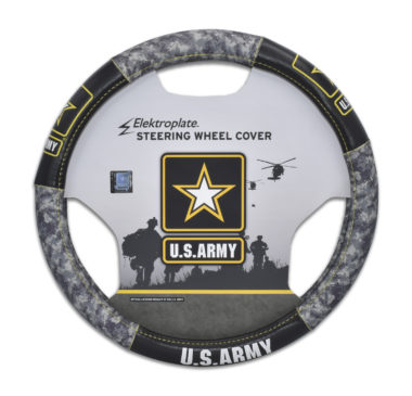 Army Steering Wheel Cover - Large