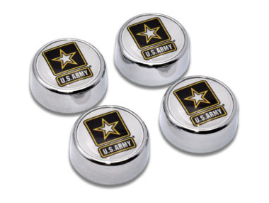 Army License Plate Frame Screws