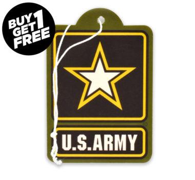 Army Star Air Freshener 2 Pack image