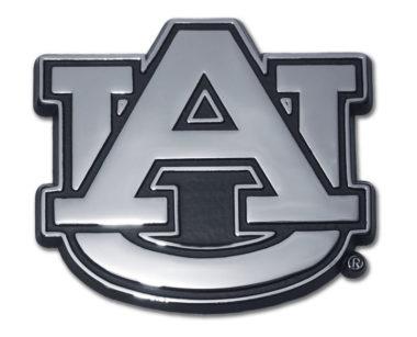Auburn Chrome Emblem