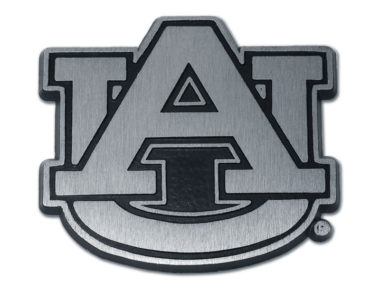Auburn Matte Chrome Emblem image