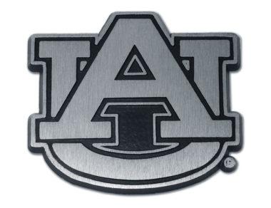 Auburn Matte Chrome Emblem