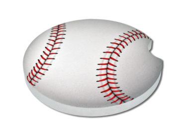 Baseball Car Coaster - 2 Pack image