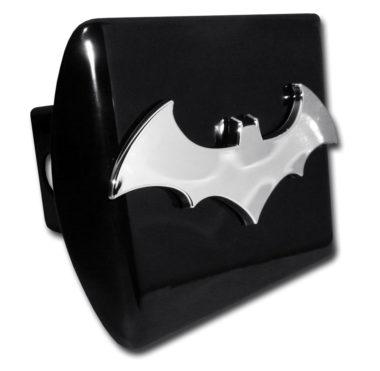 Batman Bat Black Hitch Cover