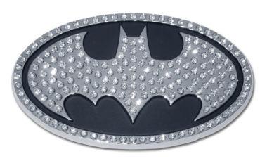 Batman Crystal Chrome Emblem