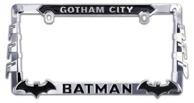 Batman 3D License Plate Frame image