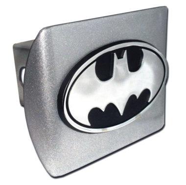 Batman Brushed Hitch Cover