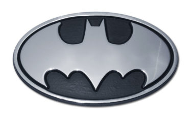 Batman Chrome Emblem image