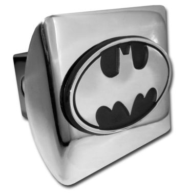 Batman Chrome Hitch Cover image