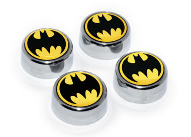 Batman License Plate Frame Screws image