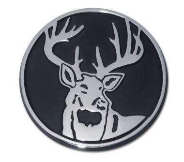 Buck Chrome Emblem