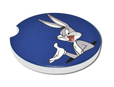 Bugs Bunny Car Coaster - 2 Pack