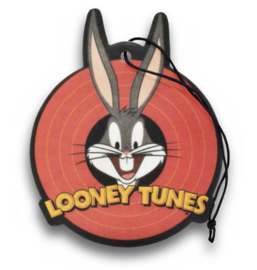 Bugs Bunny Air Freshener  6 Pack - New Car Scent