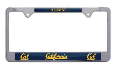 Cal Berkeley Alumni License Plate Frame