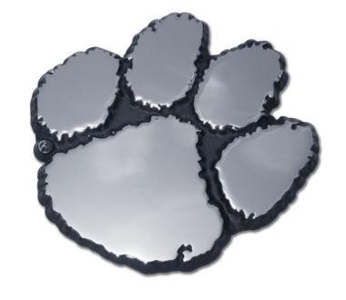 Clemson Chrome Emblem