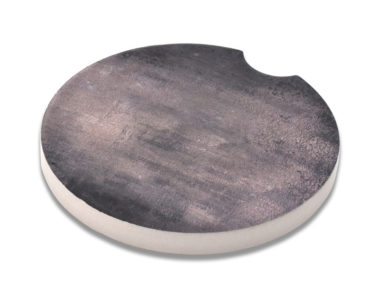 Concrete Car Coaster - 2 Pack