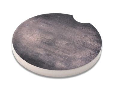 Concrete Car Coaster - 2 Pack image