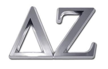 DZ Chrome Emblem