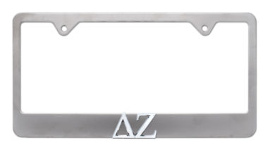 DZ Matte License Plate Frame