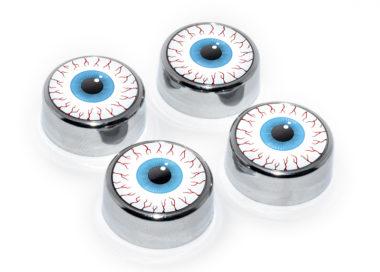 Eyeball License Plate Frame Screws