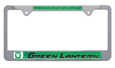 Green Lantern License Plate Frame image