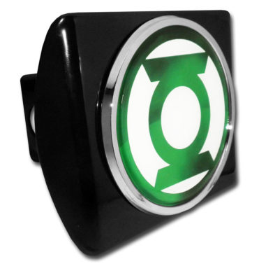 Green Lantern on Black Hitch Cover