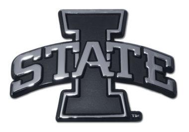 Iowa State Chrome Emblem