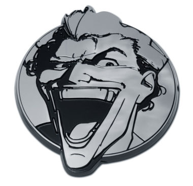 Joker Chrome Emblem