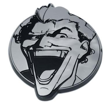 Joker Chrome Emblem