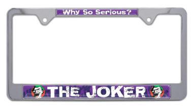 Joker License Plate Frame image