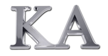 KA Chrome Emblem image