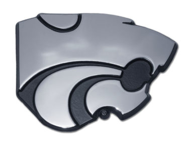 Kansas State Chrome Emblem