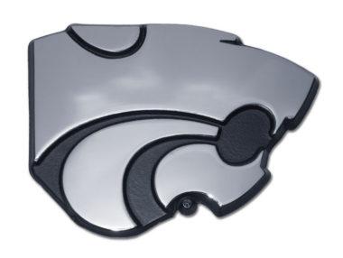 Kansas State Chrome Emblem