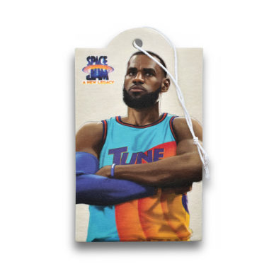 Lebron James Crossover New Car Scent - 2 Pack Air Freshener image