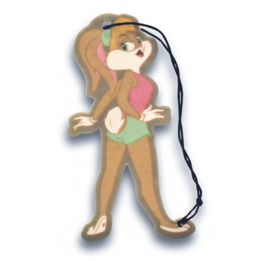 Lola Bunny Air Freshener 2 Pack - New Car Scent