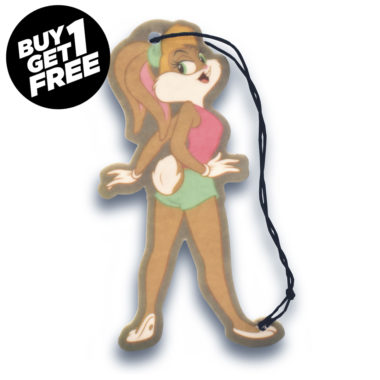 Lola Bunny Air Freshener  6 Pack - New Car Scent