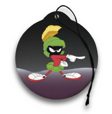 Marvin The Martian Air Freshener 2 Pack - New Car Scent