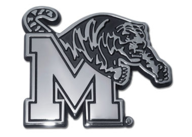 University of Memphis Chrome Emblem