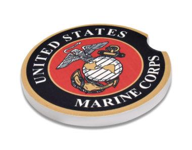 Marine Car Coaster - 2 Pack image